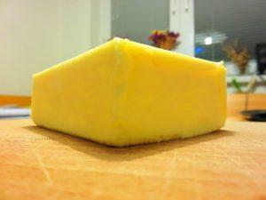 Podporujte české máslo!