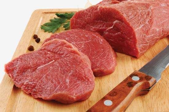 Vývoj cen hovězího masa