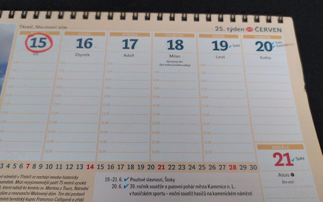 Příjem Jednotných žádostí se prodlužuje o měsíc do 15. června. Rozhodl o tom ministr zemědělství Miroslav Toman