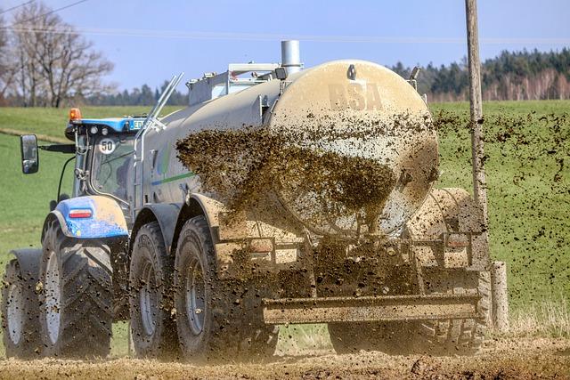 Do skladování hnojiv musí zemědělci dát 752 mil.