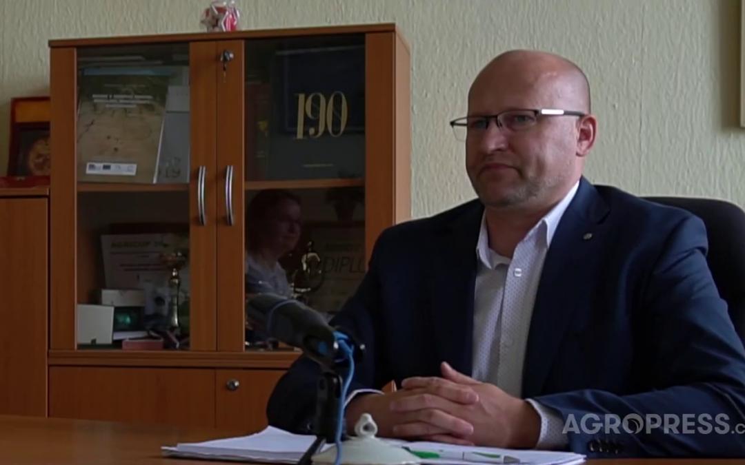 Rozhovor s předsedou Zemědělského svazu ČR na téma potravinové soběstačnosti – 3.díl