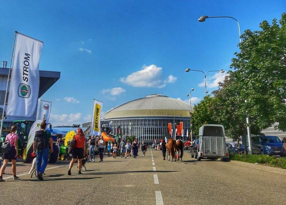 V Brně začíná veletrh Animal Tech, první velká akce na výstavišti po roce a půl